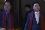 摩托罗拉副总裁孟�闵虮�亮相