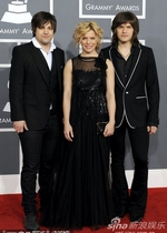 乡村乐队The Band Perry
