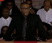 黑人民权领袖杰西杰克逊