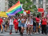 同性恋之庆祝活动  旅游胜地