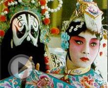 《霸王别姬》:张国荣学戏