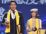范文芳PONG获亚洲最受欢迎演员