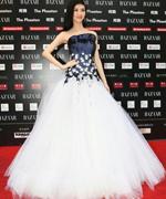 景甜创意公主裙