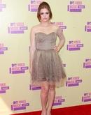 罗登甜美抹胸裙