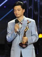 崔永元获最佳主持人奖
