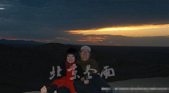 董浩与女儿