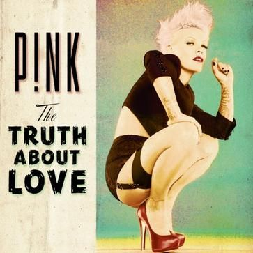 P!nk《The Truth About Love》(2012-09-14发行)