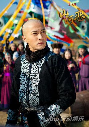 刘恺威霸气皇太极