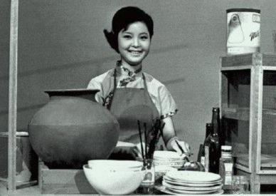 邓丽君的少女时代
