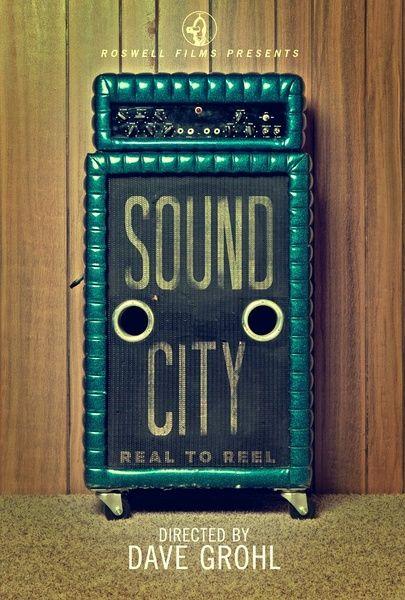 《声音之城》海报