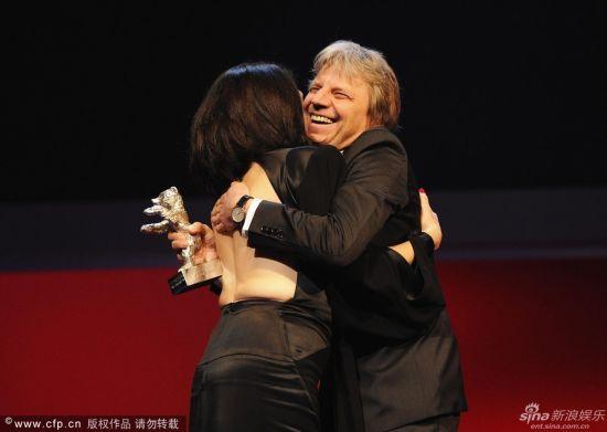 帕琳娜・加西亚凭借电影《葛罗瑞亚》获最佳女演员奖