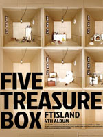 FTISLAND《Five Treasure Box》