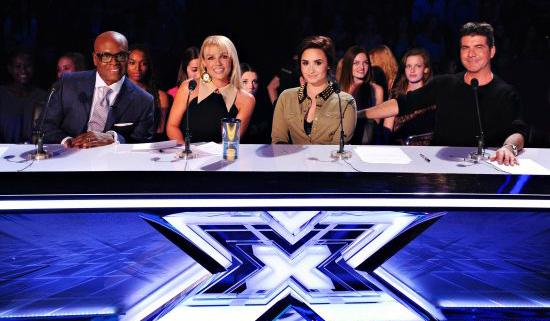 《X factor》(X元素)是国外的热门节目模式之一