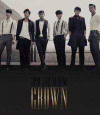 2PM《GROWN》