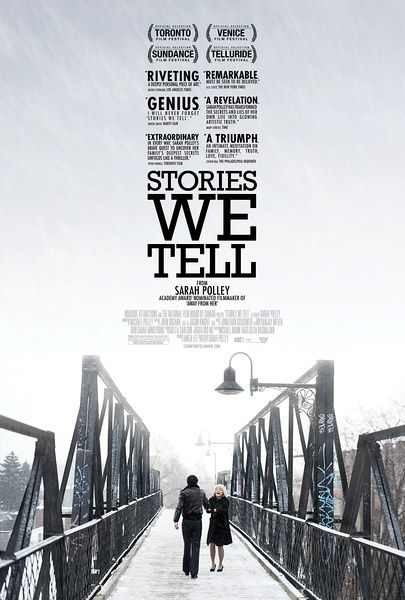 《我们讲述的故事》海报