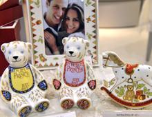日本百货公司推出纪念瓷器