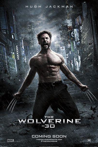 《金刚狼2》