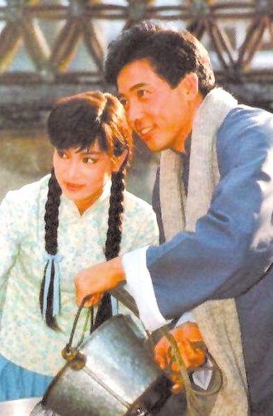 刘雪华和秦汉