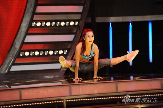 45岁的胖女人怎么操_曾经的竞技健美操亚洲冠军刘美琪