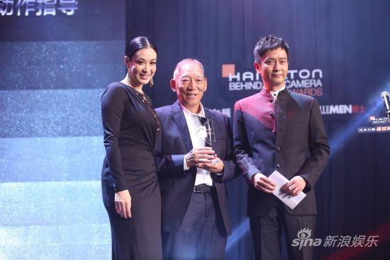 《一代宗师》赢得幕后英雄最佳动作指导 袁和平第一次为自己领奖