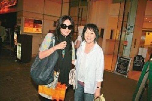 王菲和婆婆