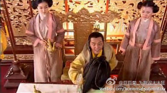"""冯绍峰被称作""""浮夸""""的表演"""