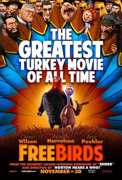 《火鸡》海报