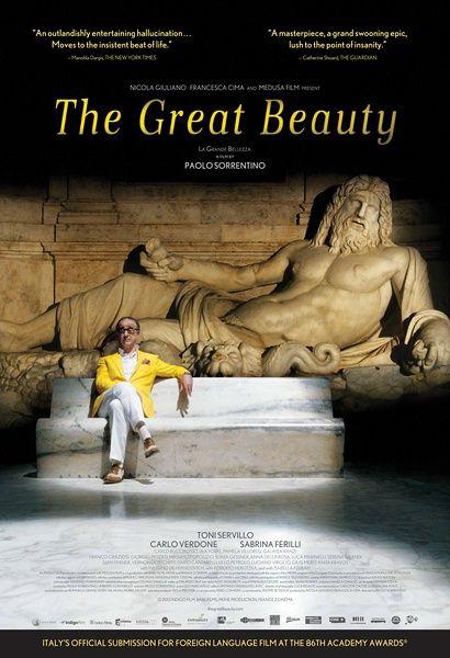 《绝美之城》海报