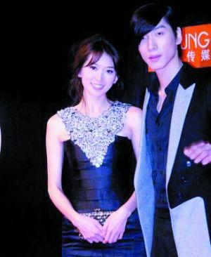 林志玲和张亮在同一家公司
