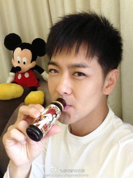 林志颖自创品牌推出胶原蛋白饮品