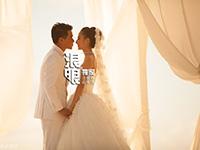 独家:佟丽娅大婚含泪拥吻 陈思诚订制8克拉婚戒