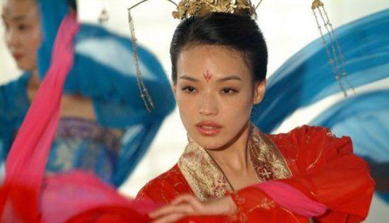 4.舒淇 争议角色:红拂女