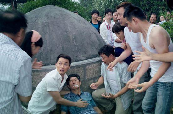在浙江宁慈溪市完拍摄的轻喜剧励志电影