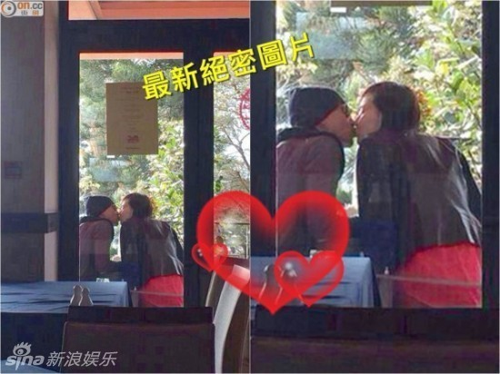 黄宗泽承认与杨峥恋情:现阶段很开心