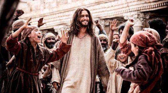 这次的基督咋看咋喜感
