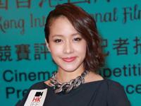 香港国际电影节林嘉欣出席评审团发布会