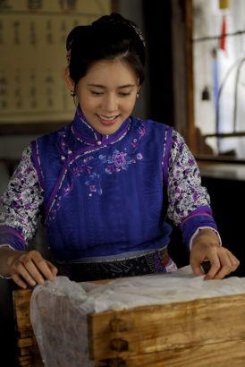 秋瓷炫飾演溫婉女子柔情感人