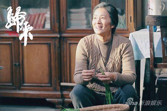 常石磊献唱《归来》 与张艺谋三度合作