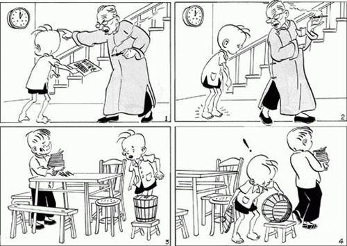 动漫 简笔画 漫画 手绘 线稿 500_354