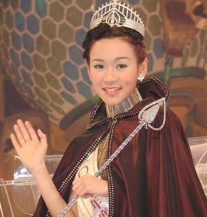 楊思琦曾是港姐冠軍
