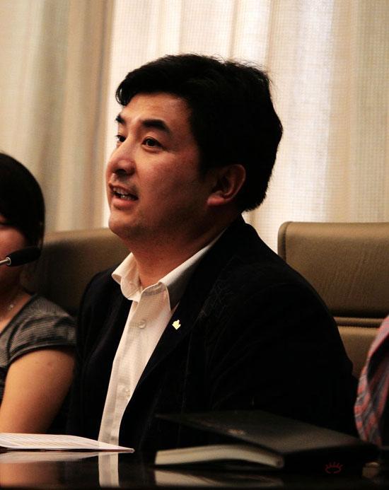陈世鸿:新媒体的发展使行业围墙消失