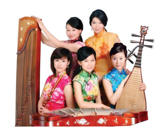国际音乐创意产业高峰论坛演出团体--东方魅力