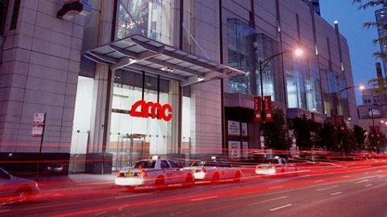 AMC集团是全球第二大院线集团