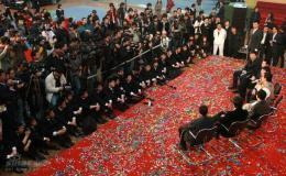 《龙的传人》总决赛启动仪式成龙教导龙的传人