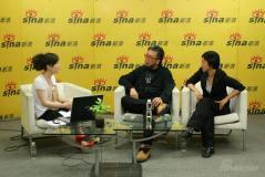 实录:音乐人鲍比达聊奥运歌曲东方特色很重要