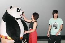 《功夫熊猫》公映新浪评审团为配音打高分(图)