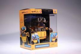 组图:《机器人瓦力》七款玩具会唱会跳惹人爱