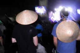 组图:富士音乐节之激情篇