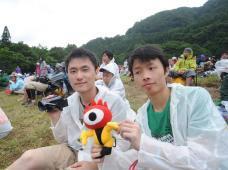 组图:富士音乐节之小浪篇