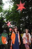 组图:富士音乐节之美女篇